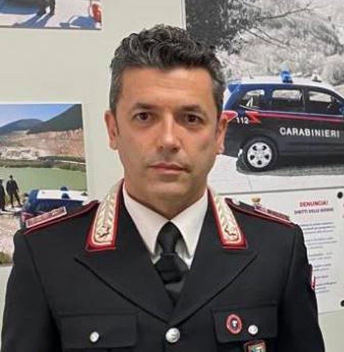 Anziano salvato dalle fiamme a Caldarola, ecco chi è il Carabiniere eroe