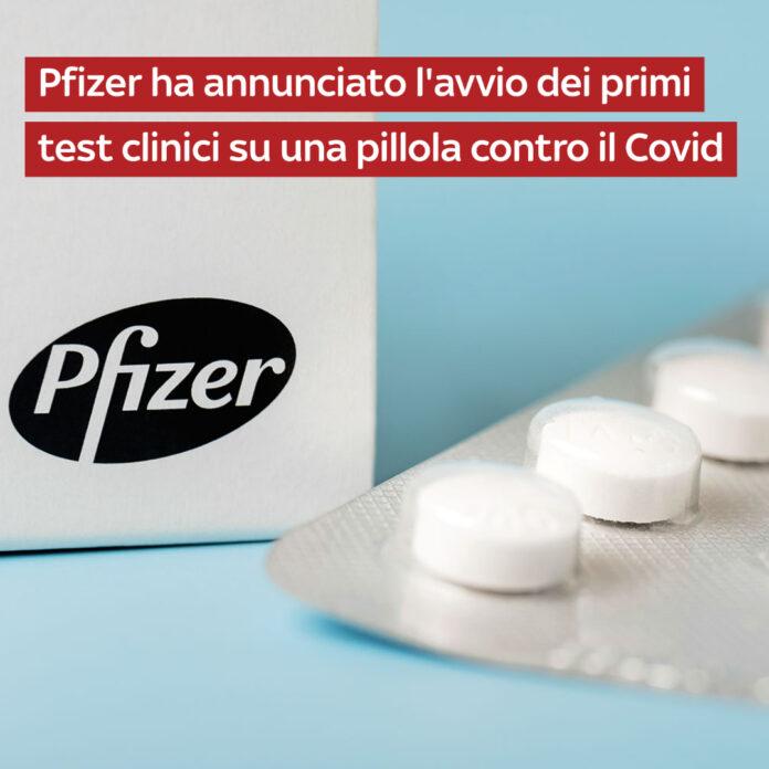 Una pillola anti-covid per superare il vaccino. La produzione Pfizer potrebbe essere ad Ascoli